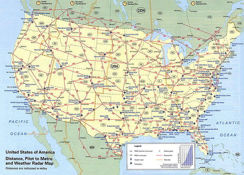 Map Of Usa Canada.Atlas Usa Canada Mexico